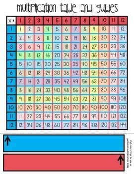 Best 25 times table grid ideas on pinterest multiplication table printable times tables - Multiplication table interactive ...
