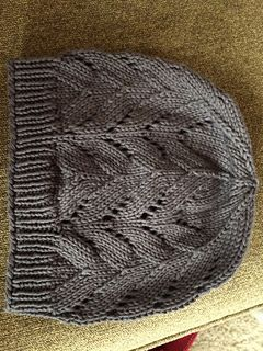 Ravelry: knit-troll's 2015 Chemo Cap #1