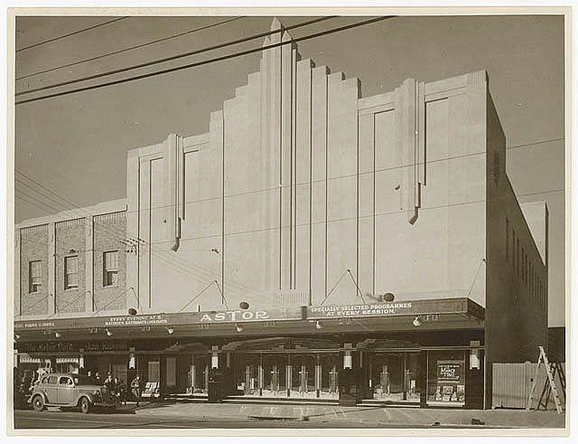 Astor, Burwood, c. 1930s, by Sam Hood