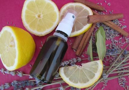Recette : Spray assainissant aux 19 huiles essentielles - Aroma-Zone