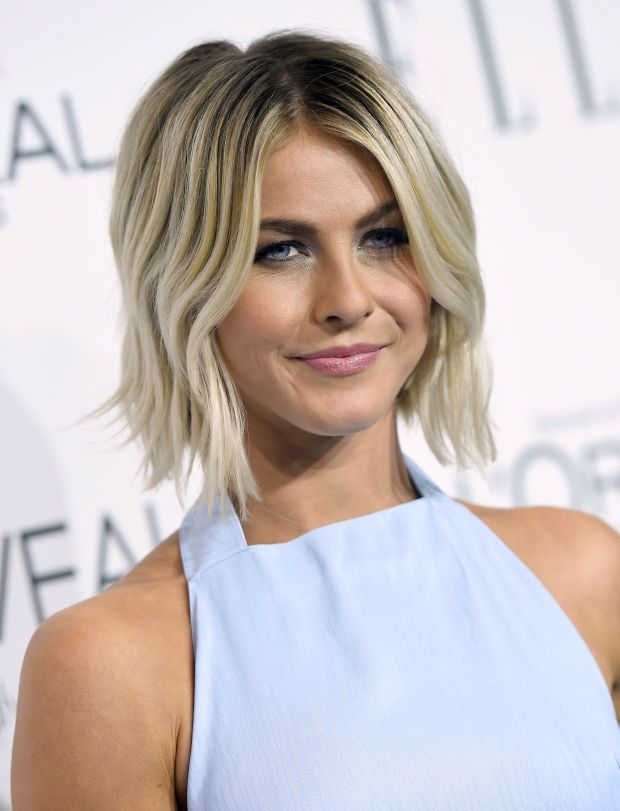 Julianne Hough at the 2014 ELLE Women in Hollywood Awards. http://beautyeditor.ca/2014/10/26/elle-women-in-hollywood-2014