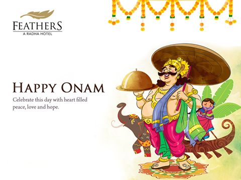 Feathers Hotel Chennai wishes everyone Happy Onam. Celebrate this day with heart filled peace, love and hope.  #HappyOnam #Onam #FeathersHotelChennai #Feathers #Hotel #Chennai #FiveStarHotel #RadhaHotel #Restaurant #LuxuryHotel