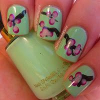 Cherry Blossom by Manic Manicure