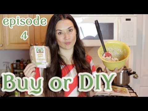 Buy or DIY [Ep 4] - Vegan Tuna Salad
