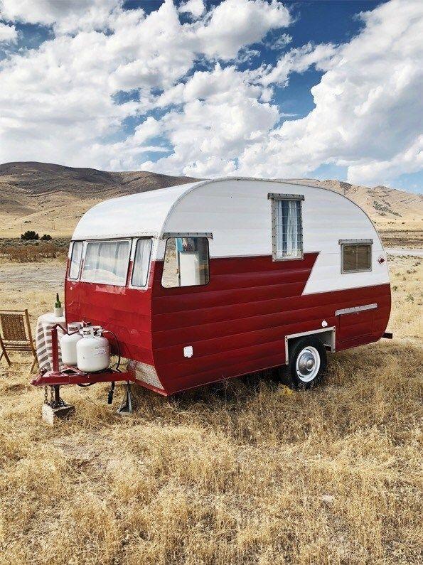 1956 Shasta 1500 | Vintage caravans | Recreational vehicles, Vintage