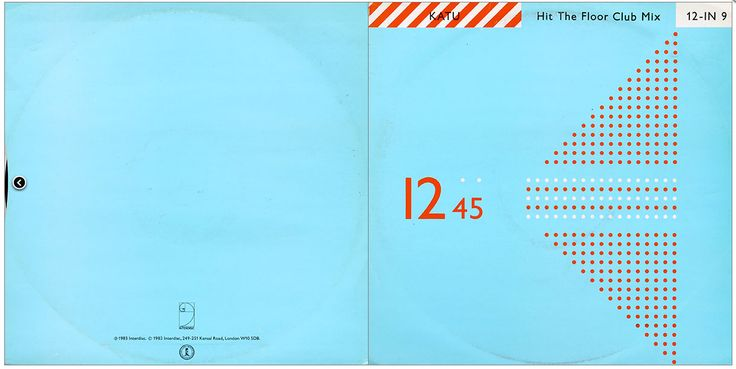 Peter Saville Record Cover