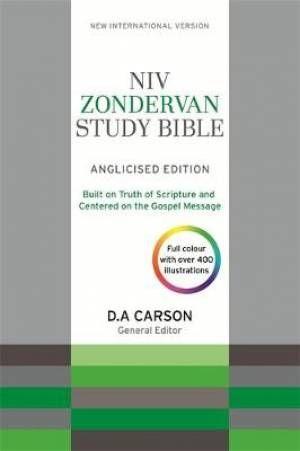 NIV Study Bible - UK Spelling (9781473637788) | Free Delivery @ Eden.co.uk
