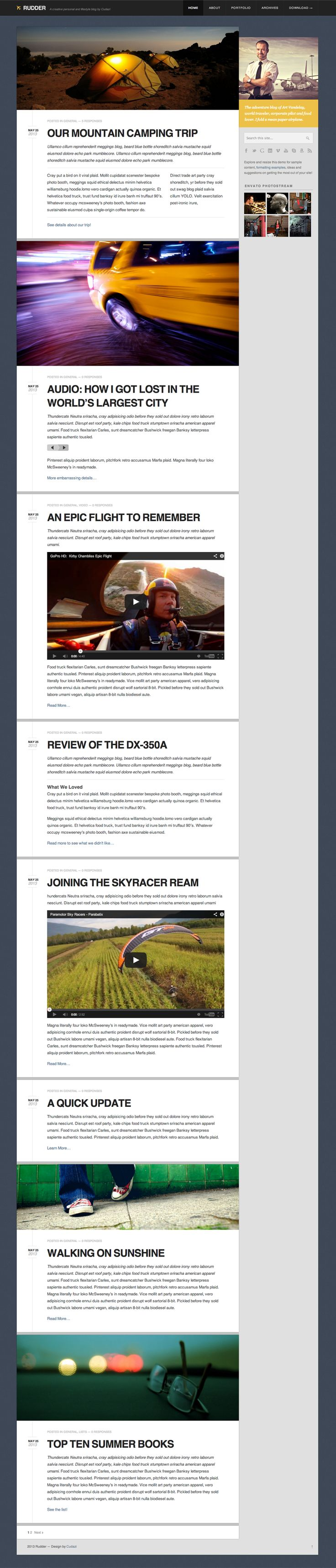 85 best design email template images on pinterest email templates