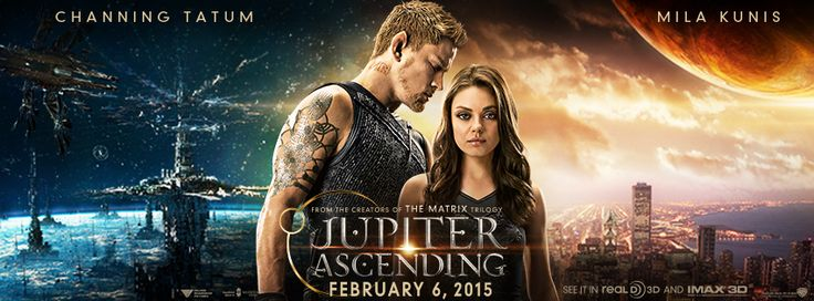 Jupiter Ascending, a girl that is destined to be on top of the earth world hasn't yet realized what her future true motive is. Being assassinated for what she hasn't realized yet.
