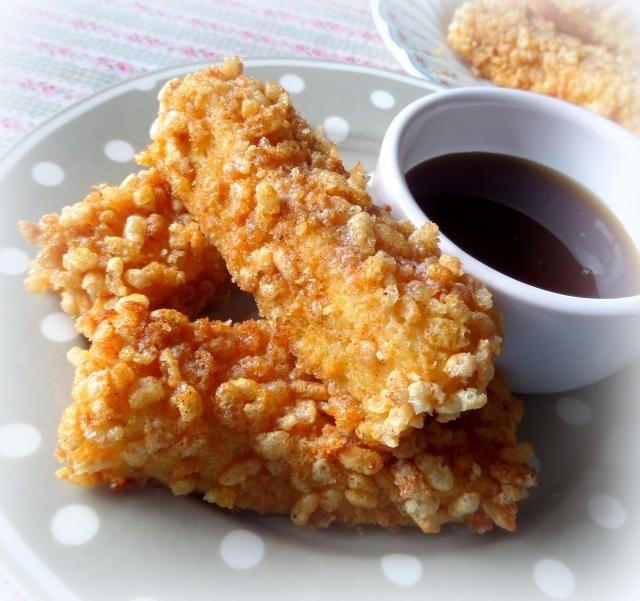 Crunchy French Toast Croutons | Eat ~ England & Ireland | Pinterest