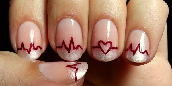 Νύχια στο ρυθμό της καρδιάς σου!