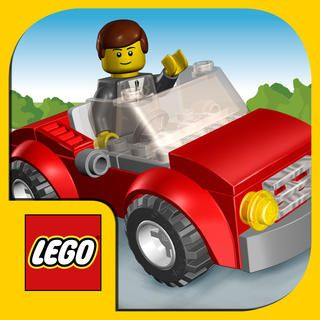 LEGO® Juniors Create & Cruise. Children age 4-7 can use their imagination to create their very own LEGO® vehicles and minifigures.