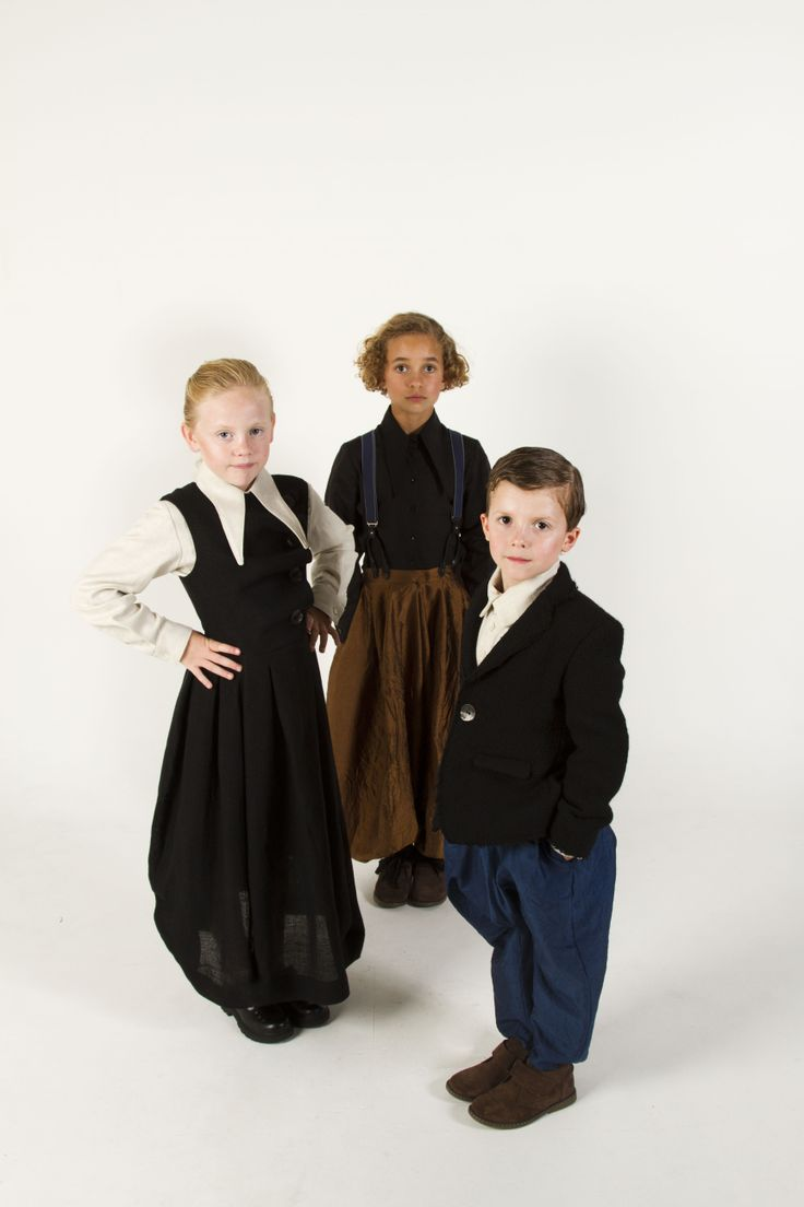 Nicole Wesseling; Vincent 2012.  Childrenswear
