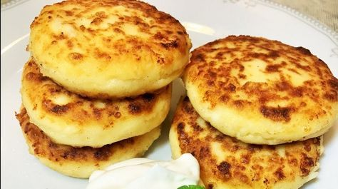 Слишком вкусные сырники с секретом