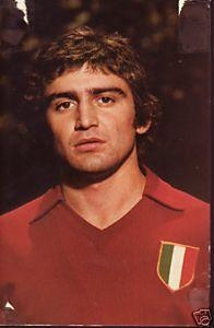 Eraldo Pecci, nato il 12 aprile del 1955, 154 presenze, 11 reti.