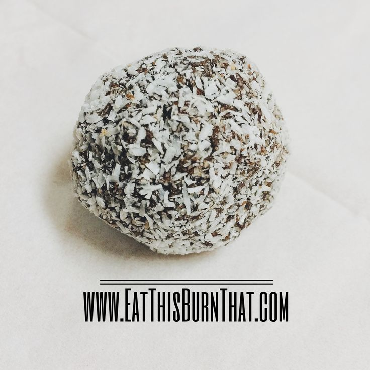 Eat This: Raw Cacao Protein Bliss Balls | http://eatthisburnthat.com/eat-this/raw_cacao_protein_bliss_balls/