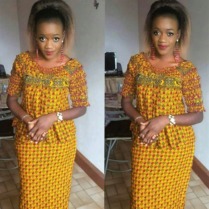 Robe Africaine: 1000+ Ideas About Tenue Pagne On Pinterest