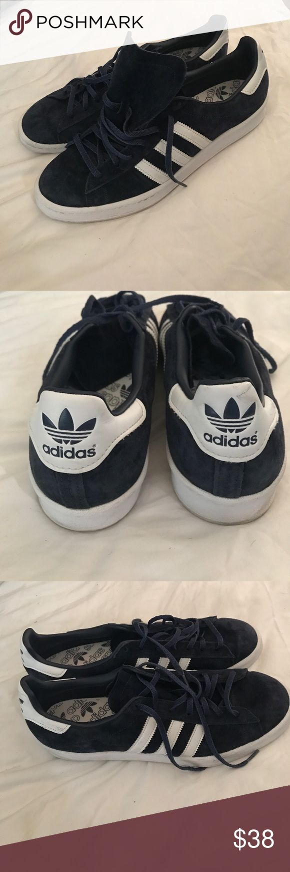 Adidas Campus Vulc II barely worn (don't be shy make me an offer) Adidas Shoes Sneakers