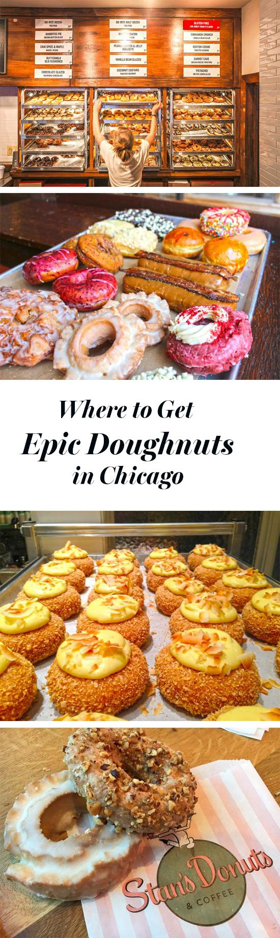 Gourmet doughnut shops have popped up all over Chicago lately, so you'd think the appeal would be becoming a bit … uh … stale. Wrong. After tasting the moist cakes, sweet glaze and creative flavors (glazed pineapple and bacon), Chicagoans can't get enough. Here are seven of our favorite spots.