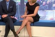 Dylan Dreyer NBC Meteorologist / Dylan Marie Dreyer is an American television meteorologist working for NBC News. She is weather anchor and rotates with Sheinelle Jones in the Orange Room on We / by Randy Miller