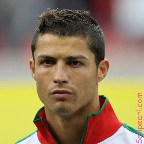 Cristiano Ronaldo Haircut 2014 Back Cristiano Ronal...