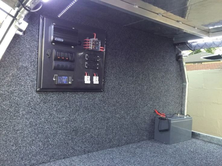Hey guys Our latest Battery Management system is a tailoredmade all in one charging display unit that can be used and installed in your canopies, campers or ..., 1102292092