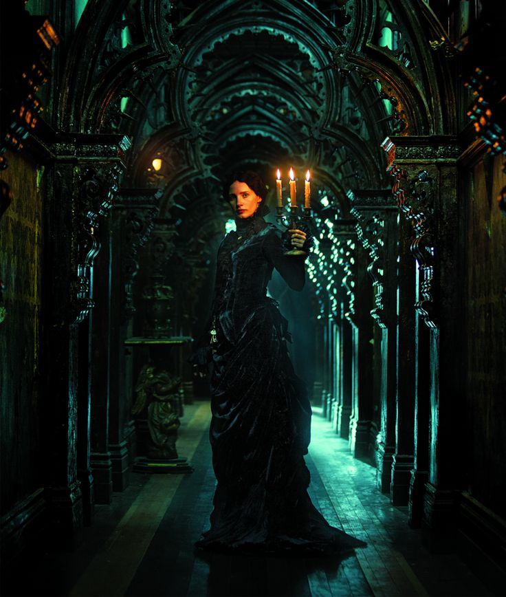 Bask In The Gothic Glory Of This Amazing First Look At Crimson Peak: The Art Of Darkness