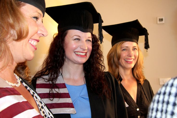 Graduates from our courses.