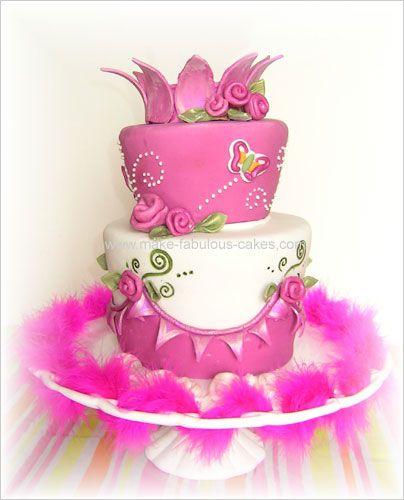 mad hatter Kuchen