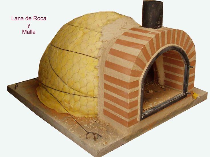 M s de 1000 ideas sobre horno de le a en pinterest - Materiales para hacer un horno de lena ...