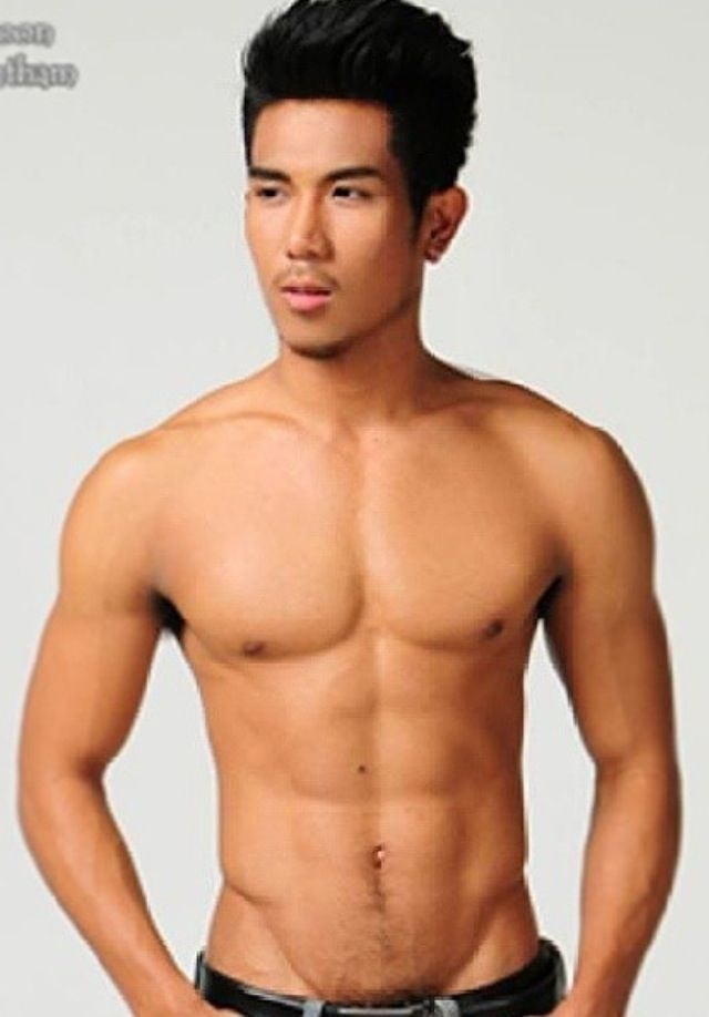Chinese male models