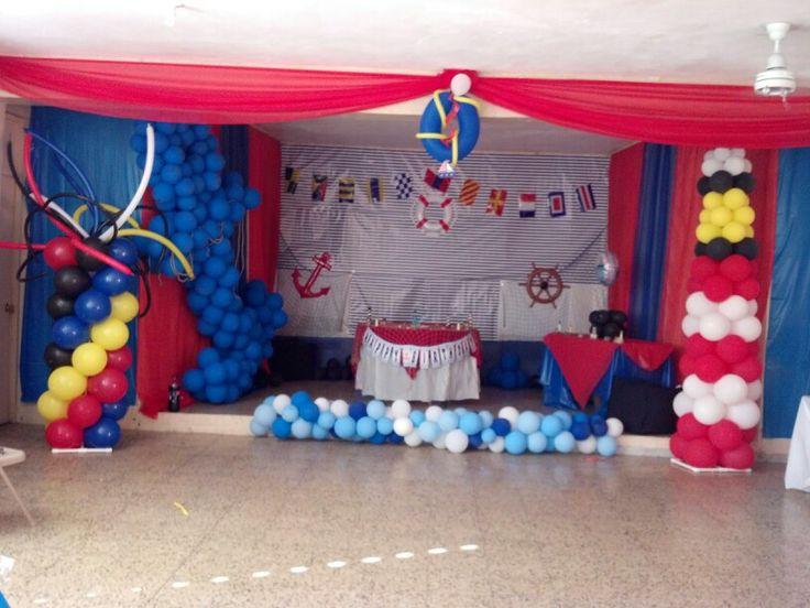 Decoracion Nautica   Decoracion fiestas e ideas   Pinterest