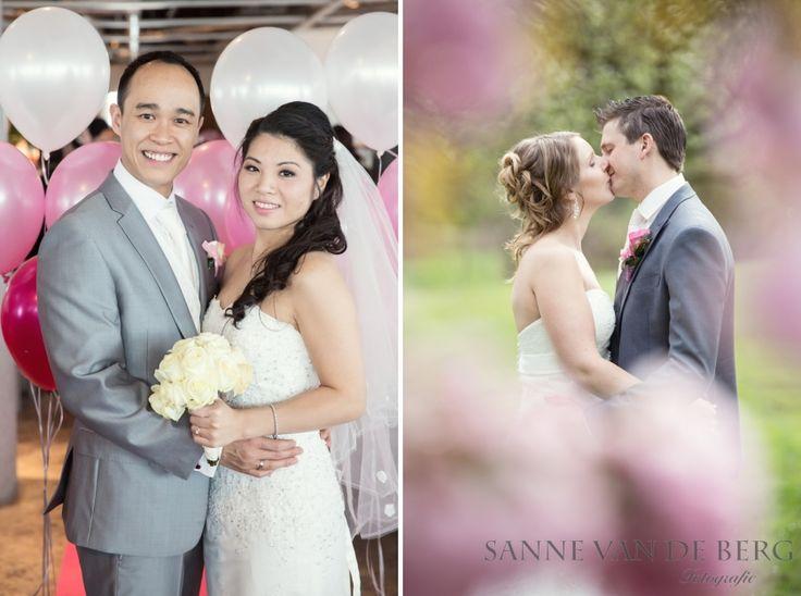 Bruidsfotograaf Sanne van de Berg Fotografie - Bruidsparen 2014-1