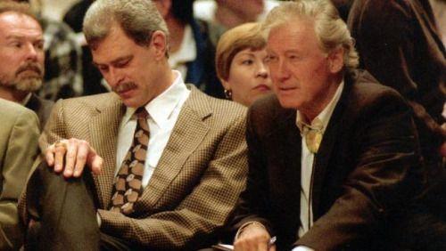 Phil Jackson's tribute to revered Bulls assistant Johnny... #Bulls: Phil Jackson's tribute to revered Bulls assistant Johnny Bach… #Bulls