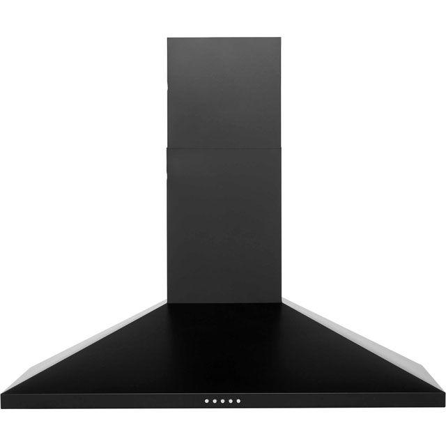 Newworld Unbranded CHIM90BK 90 cm Chimney Cooker Hood - Black