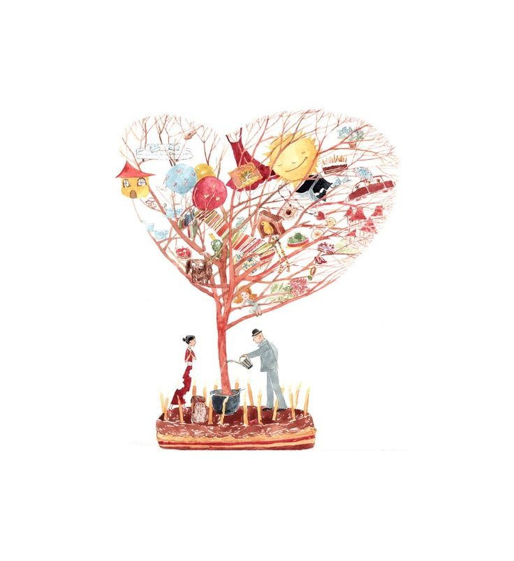 Love Tree, Cristiana Radu