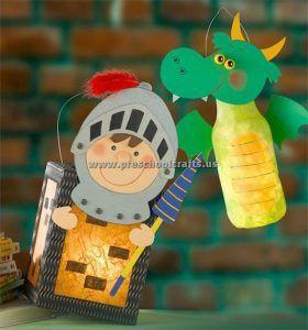 china lantern crafts for kids