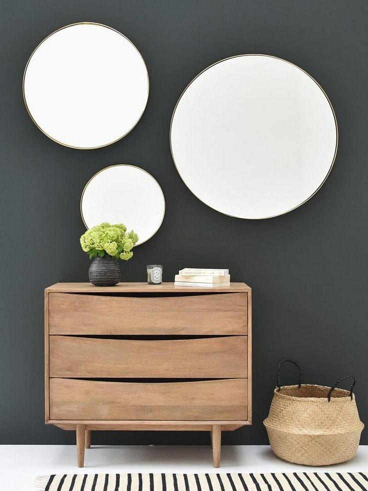Adoptez un grand miroir rond – Joli Place