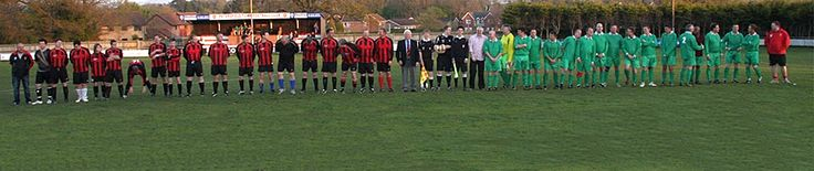 Petersfield Town FC - The Team