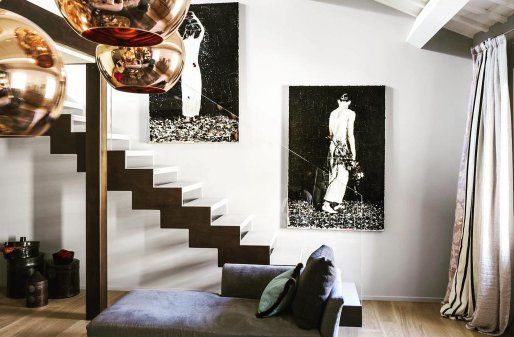 Two imposing #wall #paintings can make a huge difference to an otherwise plain #wall.  What is your top #decor #mantra?  📷: Claudia Pelizzari  #homedecor #furniture #decorating #interiordesign #interior #interiorstyle #interiorlovers #interior4all #interiorforyou #interior123 #interiordecorating #interiorstyling #interiorarchitecture #interiores #interiordesignideas #interiorandhome #interiorforinspo #decor #homestyle #homedesign