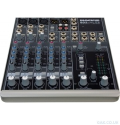 The Mackie 802-VLZ3 mixer. Great bit of kit for £193.00 (incl. VAT and delivery) from GAK!