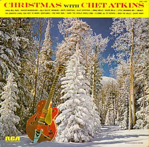 Chet Atkins - Christmas With Chet Atkins: buy LP, Album, RE at Discogs