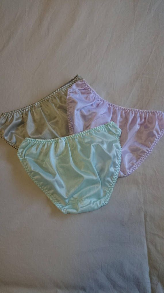 bdcf6b1bc72cc 3 x Silky Bikini Panties from Japan (size 10 Aus UK   5 US) in 2018 ...