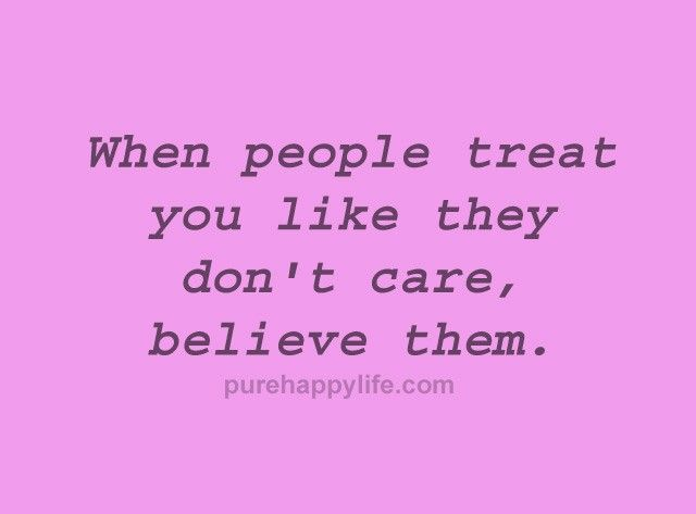 #quotes - When people treat..more on purehappylife.com