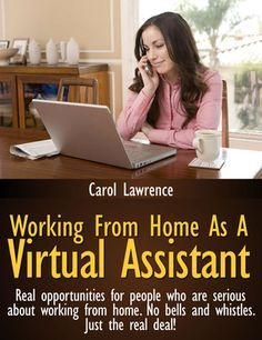 find this pin and more on virtual assistant jobs - Real Virtual Assistant Jobs