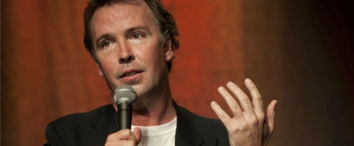 How Doug Stanhope deals with the death of two close friends: he goes onstage (Exclusive)