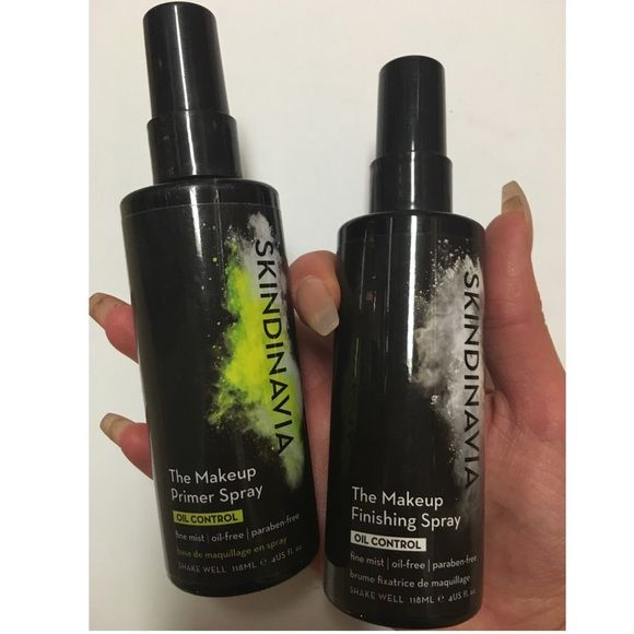 Skindinavia Makeup Setting Spray Oily Skin Formula - Makeup Vidalondon