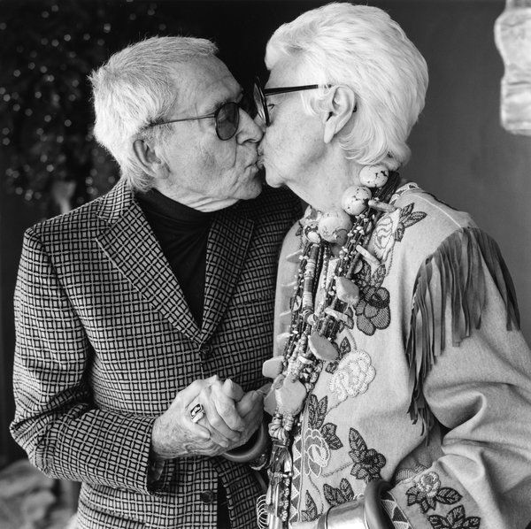 Remembering Carl Apfel: A Style Icon in His Own Right - NYTimes.com