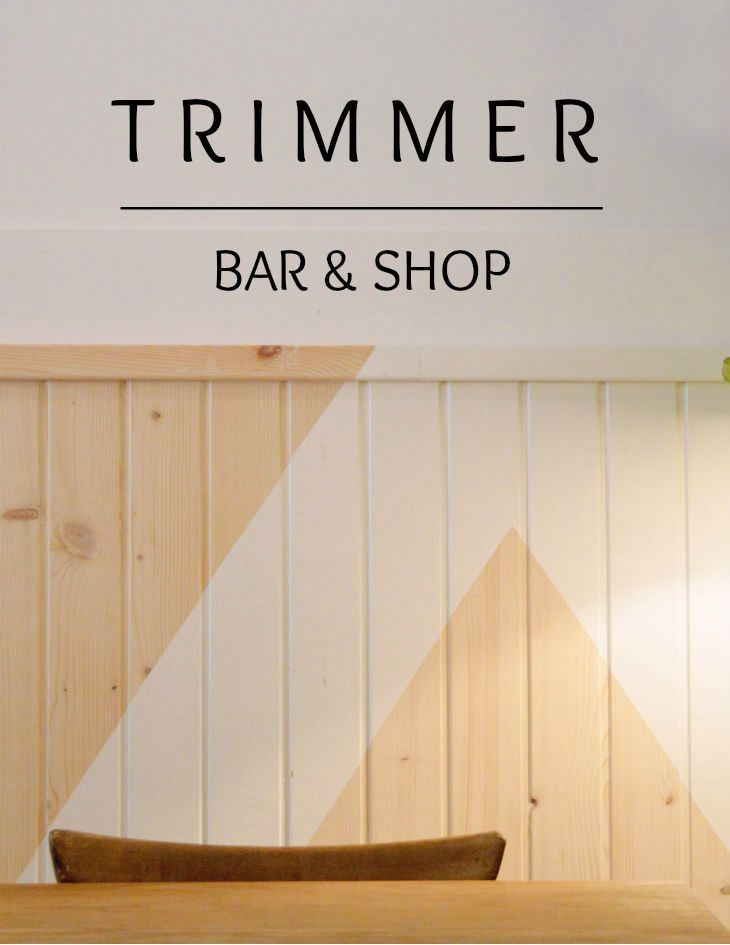 Trimmer Bilbao | Tienda y bar en el centro de Bilbao