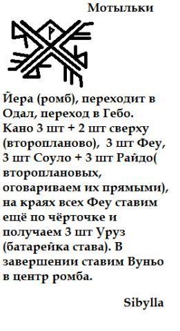 """""""Мотыльки"""" для привлечения денег в кошель или дом"""